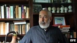 El escritor cubano Leonardo Padura. Foto de archivo.