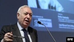El ministro español de Asuntos Exteriores y Cooperación, José Manuel García-Margallo