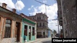 Reporta Cuba Edificio en mal estado Guanabacoa /foto/ Maritza Concepción Sarmientos
