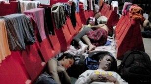 EEUU califica de inhumano sufrimiento de cubanos varados en Centroamérica