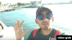 1800 Online con Frank Camallerys, Youtuber cubano