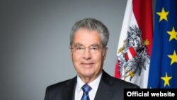 Heinz Fischer, presidente de Austria.