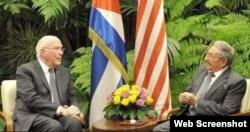 El senador Patrick Leahy es uno de los más fervientes defensores de la relación bilateral.