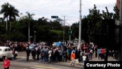 Defensores de los derechos humanos, defensores de los cubanos