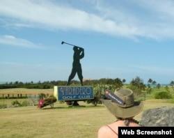 Varadero Golf Club.