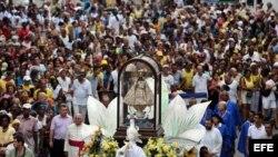 A María de la Caridad del Cobre, Patrona del pueblo cubano