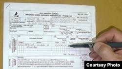 Ley tributaria del 2013 sustituyó a la impuesta por Fidel Castro en 1994.
