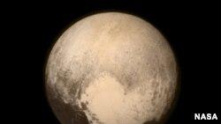 La sonda alcanzó los confines del sistema solar en un viaje de más de nueve años.