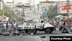 El estado Táchira, cuna de las protestas, está militarizado y sin internet.