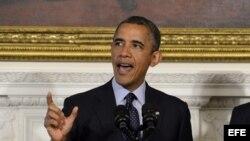 El presidente de Estados Unidos, Barack Obama. Foto de archivo