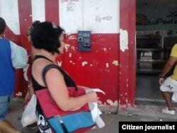 Reporta Cuba Teléfonos Guanabacoa. Foto: Juan C Díaz.