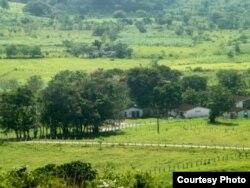 Luis González Aguilar fue apuñalado, degollado y despellejado cerca de una vaquería del Valle de Picadura.