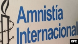Amnistía Internacional.