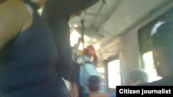 Reporta Cuba transporte público deteriorado Foto Juliet Michelena