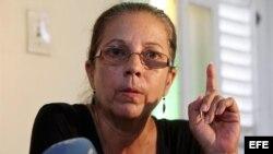 Esposa de Payá contra los cargos que le imputan al español Ángel Carromero