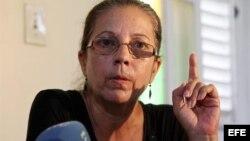 La viuda de Oswaldo Payá también denunció que su familia sigue siendo acosada por el régimen cubano