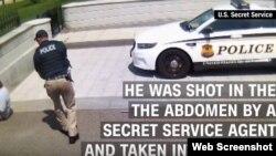 Agente del Servicio Secreto baleó a persona que portaba un arma de fuego cerca de la Casa Blanca.