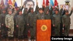 Paranoia en el alto estamento militar venezolano.