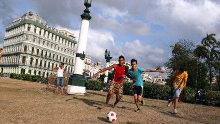 Cuba fútbol