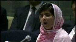 Malala Yousfzai gana el prestigioso Premio Sájarov 2013