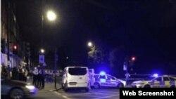 Un posible ataque terrorista perpetrado en el centro de Londres.