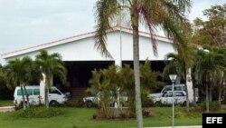 Centro de Salud Mental (CENSAM), dependiente del MININT, Cuba, lugar para seguir un tratamiento por adicción a las drogas.