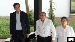 El equipo del Gobierno liderado por Humberto de La Calle retoman el diálogo tras superar la más reciente crisis de la negociación iniciada en el 2012.