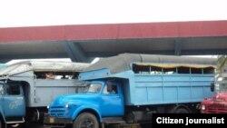 Transporte urbano en Camagüey