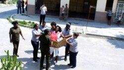 Berta Soler y otros activistas detenidos por 24 horas