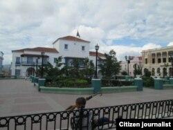 Foto Ridel Brea / Parque Céspedes Mayo 2014