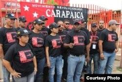 Colectivo Movimiento Revolucionario Carapaica.