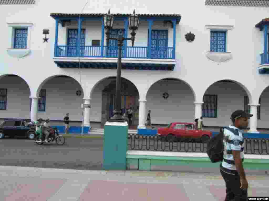 Gobierno MUnicipal en Santiago de Cuba foto Ridel Brea