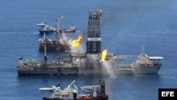 Del pozo Macondo de BP brotaron sin control 53.000 barriles de petróleo diarios durante cuatro meses.