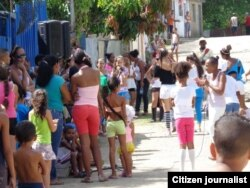 """Actividades conmemorativas del """"Asalto al Cuartel Moncada""""en Guanabacoa."""