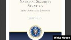 Nueva estrategia de Seguridad Nacional de EEUU.