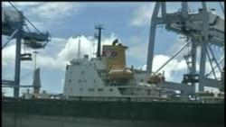 Informe de expertos desmiente lo asegurado por la Habana en el caso del barco Norcoreano