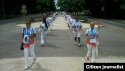 Reporta Cuba Damas Habana nov 9 Foto Angel Moya