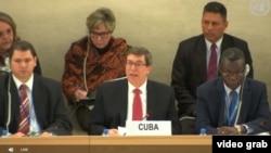 Numerosos países criticaron la situación de derechos humanos en Cuba durante el Examen Periódico del Consejo de Derechos Humanos en Ginebra
