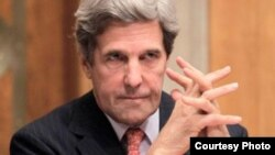 Secretario de Estado John Kerry.