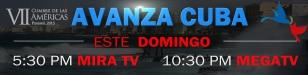 Promo - Banner - Cumbre de las Americas, 2015, Panamá - 308 x 75 px - 72 dpi
