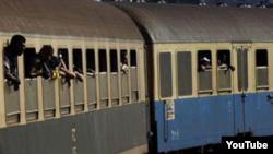 Cubanos se quejan de mal estado de las líneas férreas