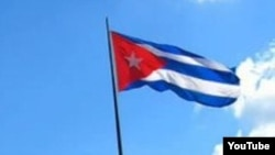 Bandera cubana