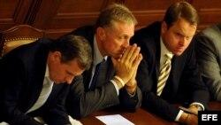 Parlamento checo devolverá propiedades confiscadas