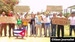 Reporta Cuba Palma Soriano por #DDHHCUba.