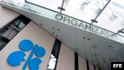 Sede de la OPEC en Viena, Austria.