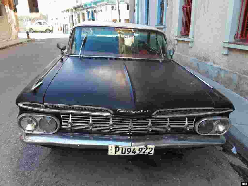Chevrolet Impala en La Habana.