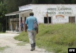 El municipio de San Luis de la provincia Santiago de Cuba.