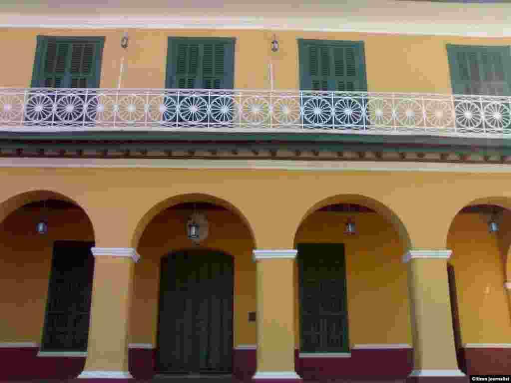 Trinidad Museo Romántico.