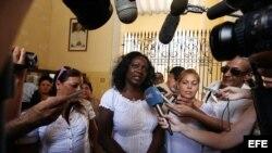 Dama de Blanco denuncia carácter represivo del régimen
