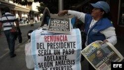 Aumentan los llamados pidiendo la renuncia del presidente de Guatemala, Otto Pérez Molina.